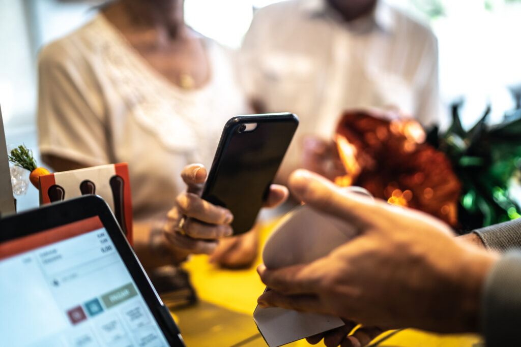 cashless systems for events